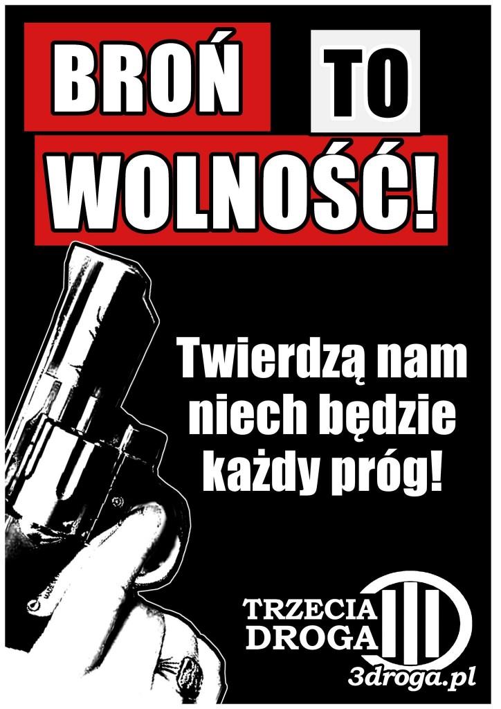 Broń to wolność!