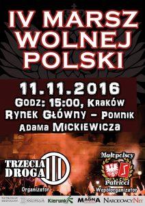 marsz wolnej polski