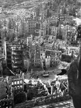 drezno 1945