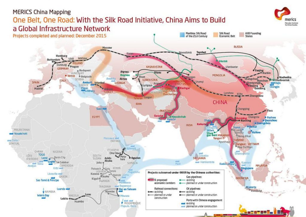 china_silk_route_map